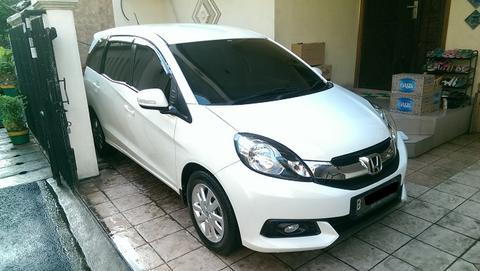 Honda Mobilio E 2015/2014 Manual (KM-31rb)