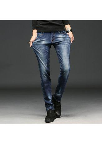 Hot Sale Slim Denim Pants Men