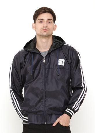 JAVA SEVEN Romuluss Man Jacket Navy