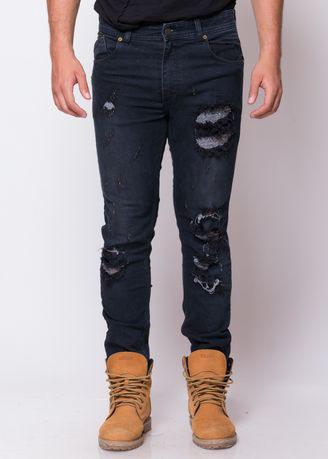 Jeans Perry Ripped