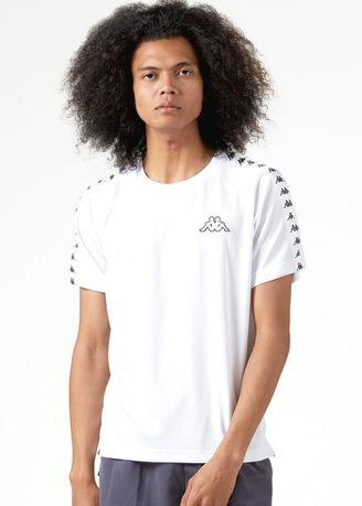 Kappa Banda Jersey Man KJITS485WE - White