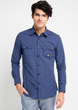 LEITH SLIM FIT SHIRT