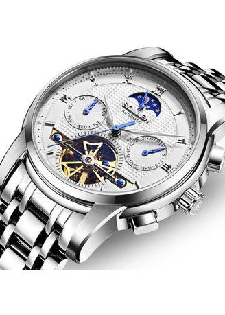 Luxury Automatic Mechanical Watch Men's Business Casual
