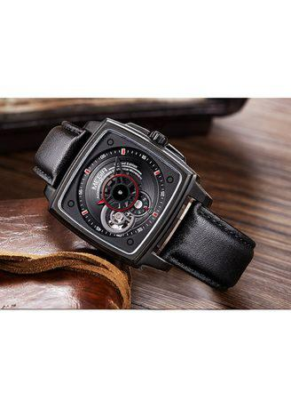 MEGIR mechanical watch hollow business men's watch