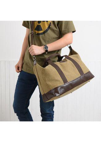 Men's Casual Canvas Large Capacity Travel Bags