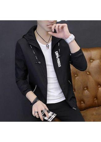 Men's Jacket Garment Slim Casual Thin Design
