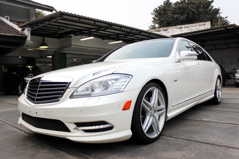Mercedes S350 AMG Package Super Rare