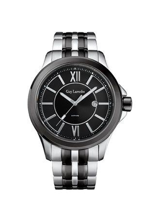 Moment Watch Guy Laroche G30203 jam tangan Pria - stainlles steel