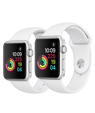 NEW SEGEL Apple Watch Series 1 42 mm White / Putih