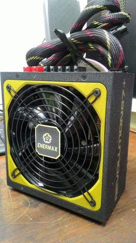 PSU / ENERMAX REVOLUTION 87+ 650 WATT 80 PLUS GOLD