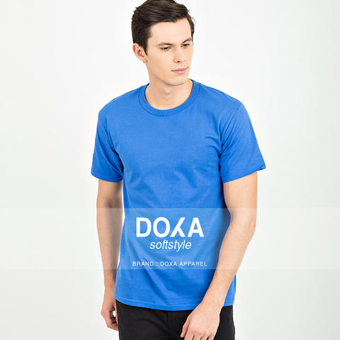 READY STOCK KAOS DOXA APPAREL SOFTSTYLE 100% COTTON