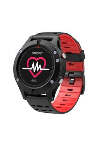 Smart Heart Rate Nonitoring Outdoor Waterproof GPS Watch