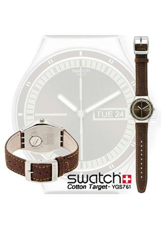 Swatch Original Day Date Pria YGS761