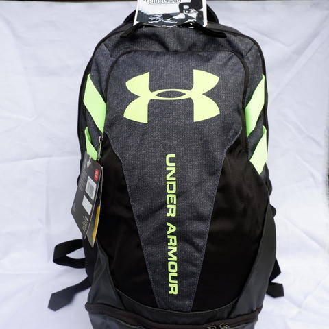 Tas Ransel Under Armour UA Storm Hustle 3.0 Backpack Original not nike adidas