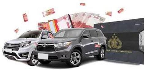 Terima Gadai Bpkb Mobil TOYOTA FORTUNER NEW FORTUNER G A/T BENSIN