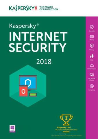 Install Antivirus Premium Kaspersky Internet Security 1 Tahun