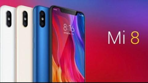 Xiaomi Mi 8 6/128Gb White Cash Kredit