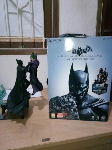 Batman Arkham Origins Collector Editions