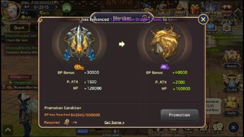 Jual Char dragonest mobile S2 archer 60