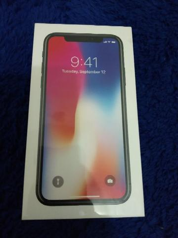 iPhone X 64GB iBox (New BNIB) segel greenpeel