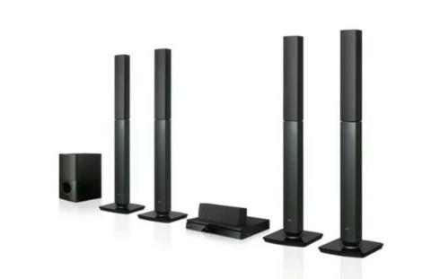 Home Theater DVD Bloetooth - LG LHD657