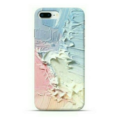 Pastel iPhone 8 Plus Custom Hard Case