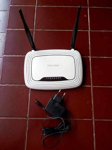 300Mbps Wireless N Router TL-WR841N