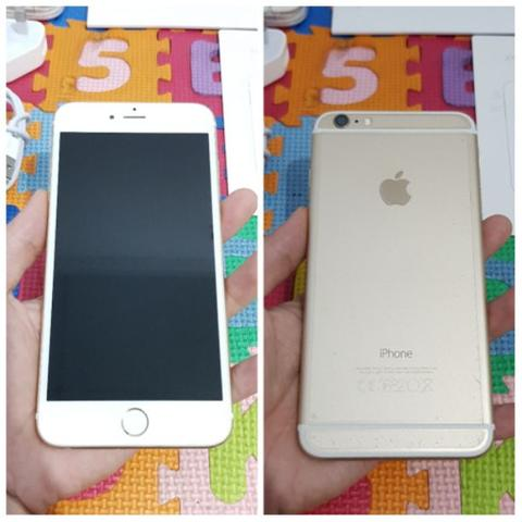 Sell Iphone 6 Plus 16Gb Gold FU No Rekond Fullset bisa tt