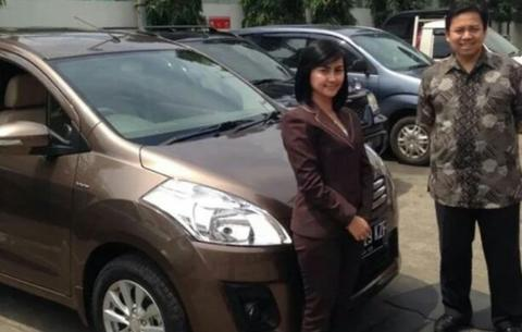 Dp Ringan Suzuki ALL NEW ERTIGA GL MT/AT Dealer Jakarta