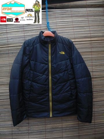 TNF THE NORTH FACE INNER NEW SEASON SIZE M MENS ORIGINAL NAVY YELLOW