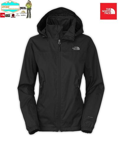 TNF THE NORTH FACE RESOLVE PLUS ORIGINAL SIZE S WOMEN NEW BLACK