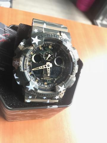 WTS BNIB Casio G-Shock Liberty Walk GA-100CM