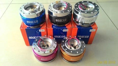Bosskit Stir Sparco / Sparco Quick Release