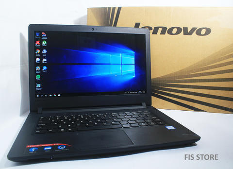 LENOVO Ideapad 110-14ISK Core i3-6100U 2.3GHz 4GB 1TB VGA IntelHD 520