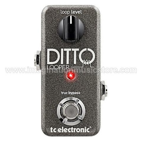 [IMAGINATION MUSIC STORE] TC Electronic Ditto Looper Pedal