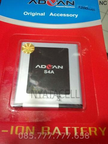 Advan S4A 1200mAh Battery/Baterai Advan Original (ORI)