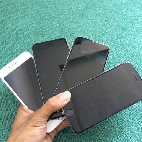 iphone i phone 6 64gb ex USA Gold & Spacegrey space grey [Bandung]