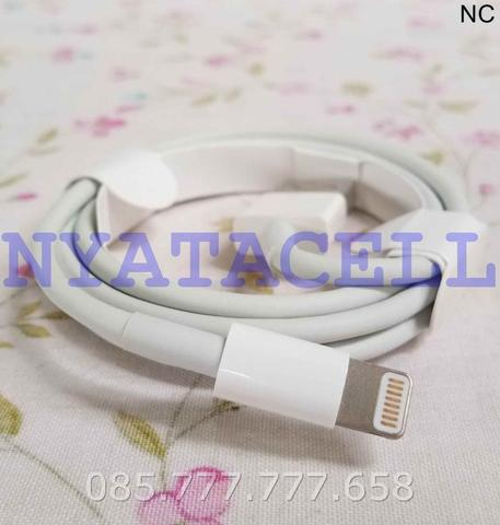 Kabel Data iPhone 5 / 6 Original 100% / Lightning to Usb Cable