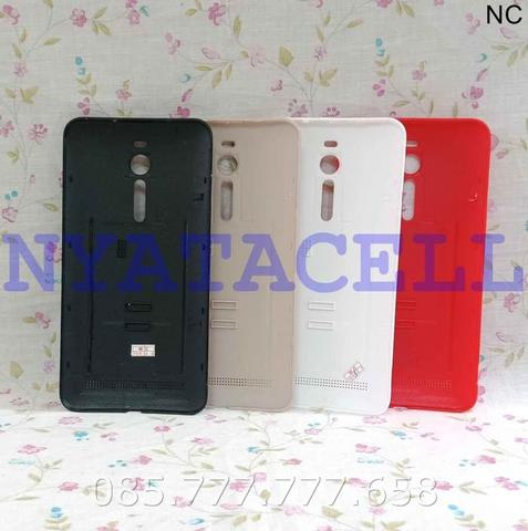 Back Door Asus Zenfone 2 /Backdoor/Tutup Baterai/Casing Belakang/Case - Putih