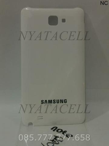 Back Door Samsung Note 1 N7000 /Backdoor/Tutup Baterai/Casing Belakang - Hitam