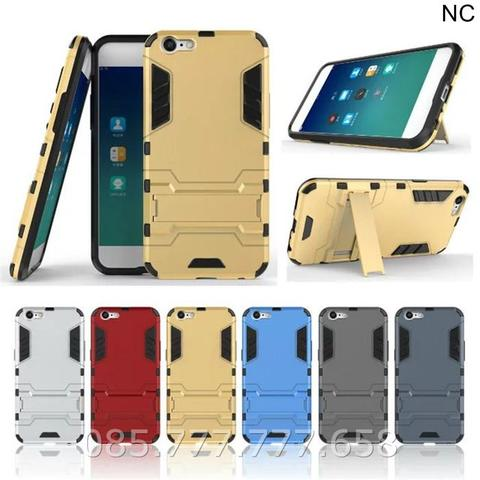 Case Iron Man Oppo A39 / Neo 10 Stand Robot/Transformer(Cover Hard)