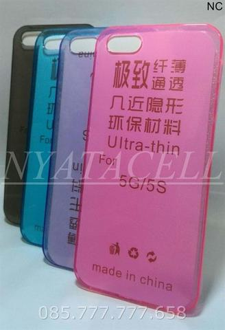 Case Ultrathin iPhone 5 5G 5S iP5 /Ultra Thin/Fit/Softcase/Ultrafit