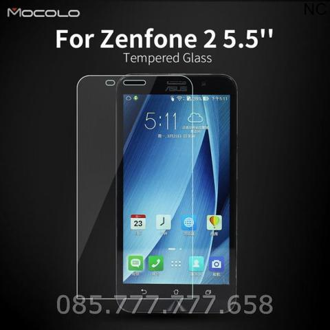Tempered Glass Asus Zenfone 2 5.5 ZE550ML 551ML Anti Gores Kaca