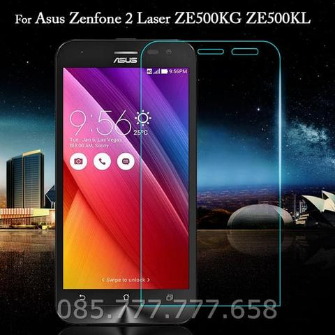 Tempered Glass Asus Zenfone 2 Laser 5
