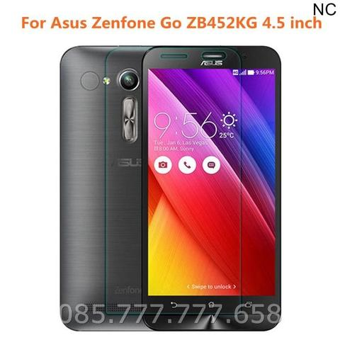 Tempered Glass Asus Zenfone Go B 4.5 Inch ZB452KG ( Anti gores Kaca)