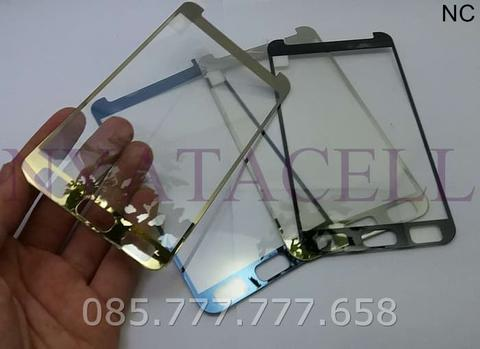 Tempered Glass Mirror Samsung Note 1 (Anti Gores Kaca) Warna Chrome