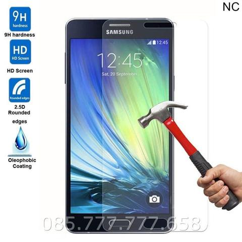 Tempered Glass Samsung A7 (Screen Protector Antigores)