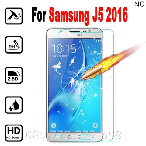 Tempered Glass Samsung Galaxy J510 / J5 2016 Anti Gores Kaca