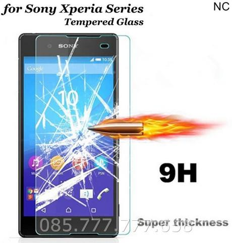 Tempered Glass Sony Xperia C5 (Screen Protector Antigores)