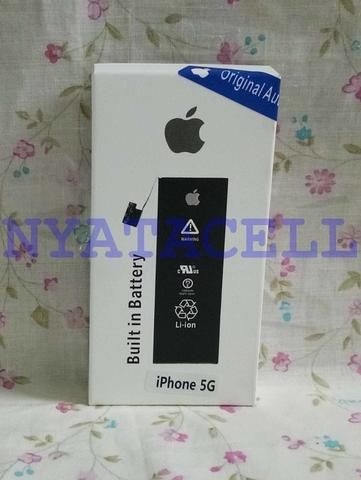Baterai iPhone 5 5G Original OEM 100% Ori /Batre/Battery 1440mAH 3.8V